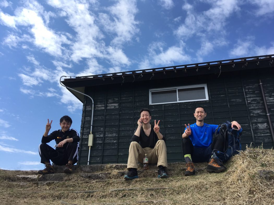 いなか日記。11『ゴールデンウィーク2017後半。米山登山!』