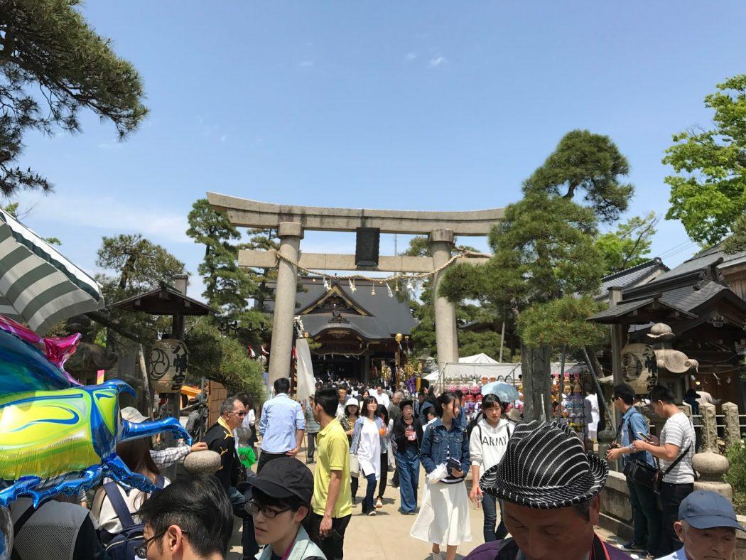 新潟観光大使。05『三条祭り。』