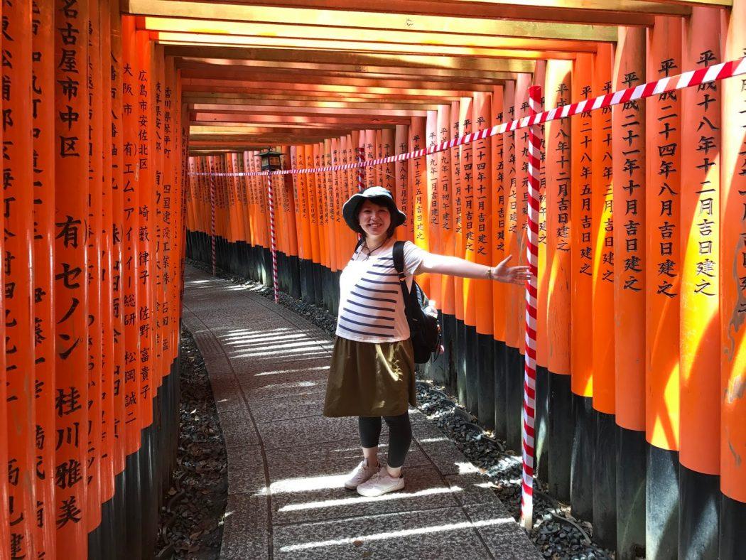 いなか日記。31『マタ旅「京都旅行」へ。』
