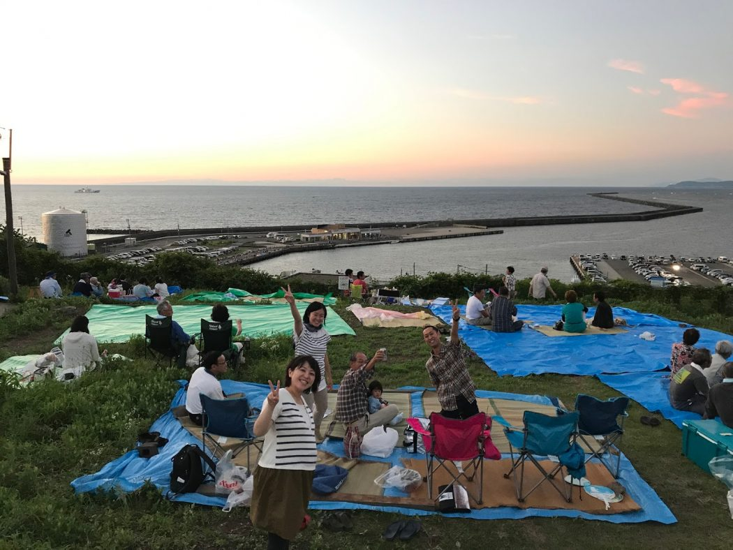 新潟観光大使。14『柏崎大花火大会2017☆』