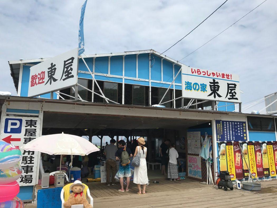 新潟観光大使。18『柏崎「鯨波海水浴場」。』