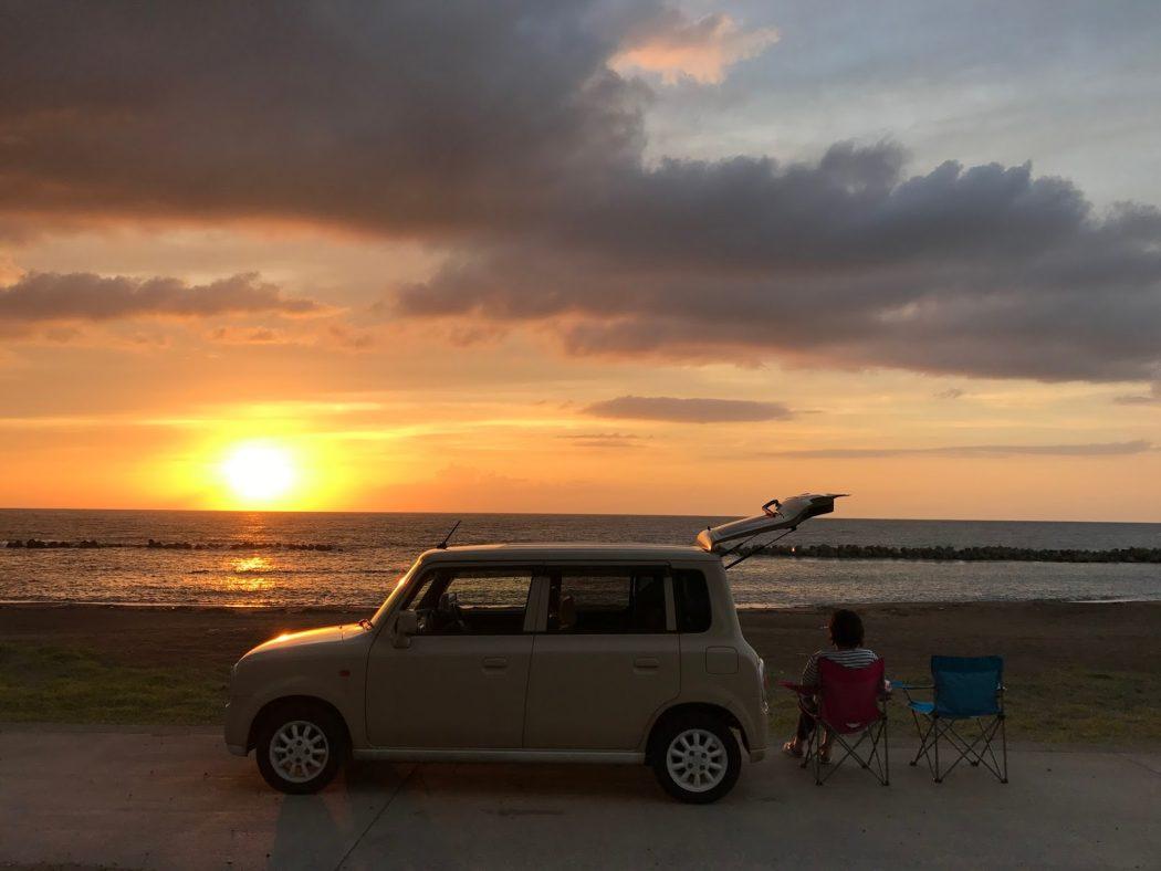 いなか日記。45『秘密のプライベートビーチ。』
