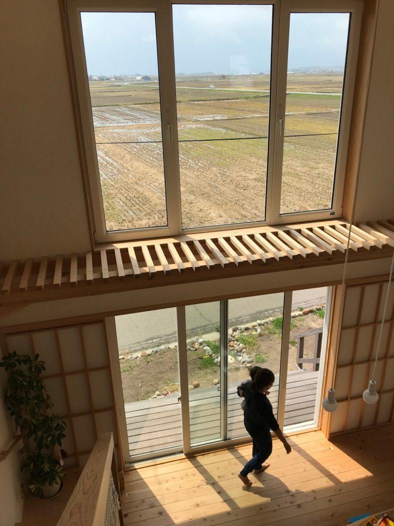 【お客様の家】築2年のT様邸に訪問①「自然素材の経年変化」