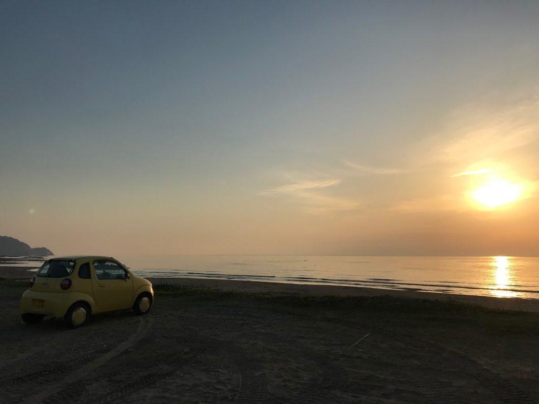 いなか日記。83『秘密のビーチで読書〈第三の居場所〉と安藤忠雄。』