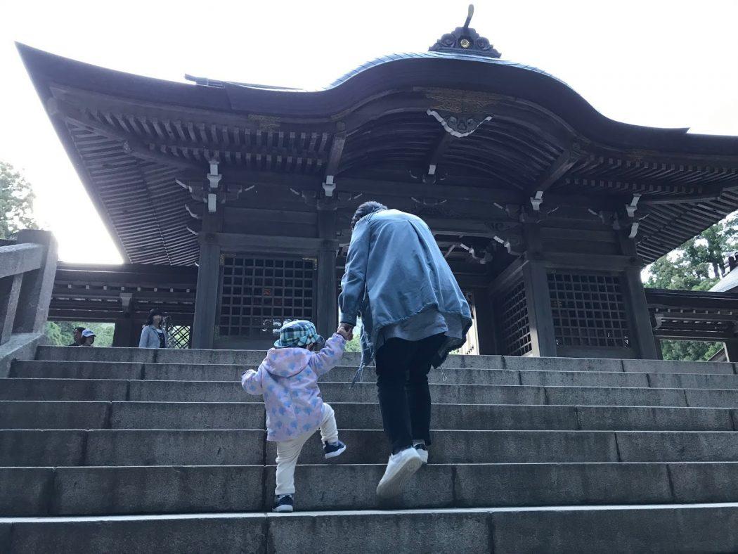 いなか日記。112『令和弥彦神社参り&初パノラマタワー♪』