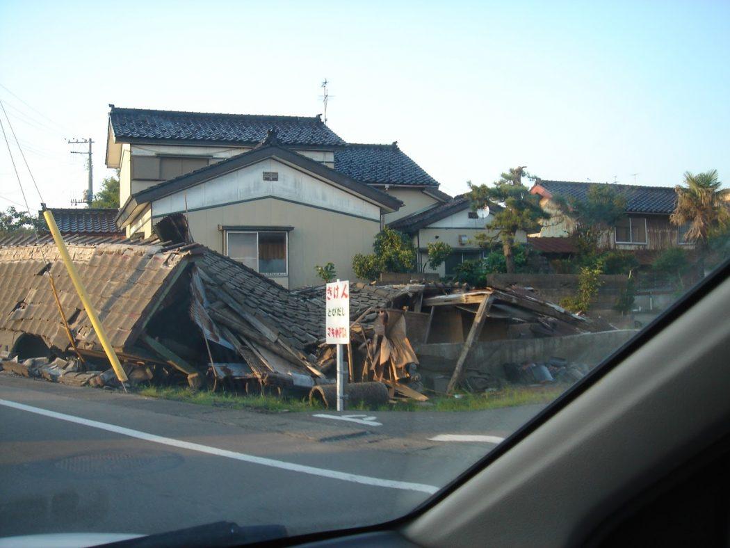 今一度、耐震性の大切さを考える。「新潟で最大震度6強の地震発生」