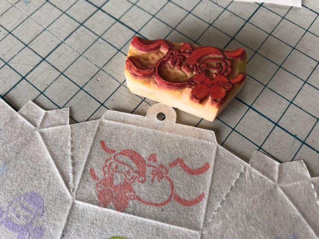 【モノづくり】オリガミデザインさん in 小国「和紙のおうちライト」