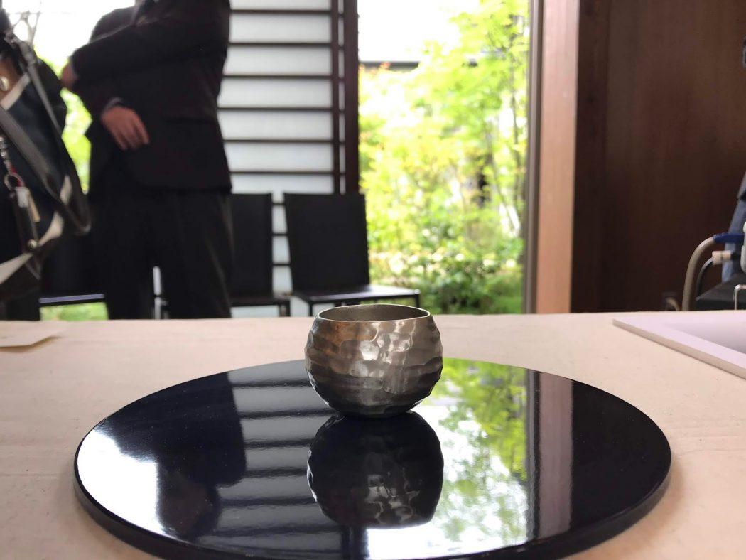 【職人技】原惣右エ門工房さん「工房展」開催中! in 原酒造さん柏崎。