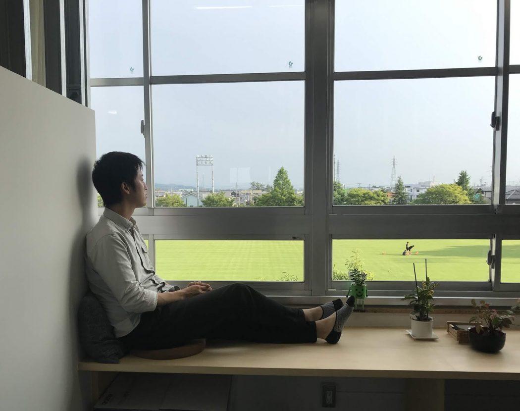 【秘訣】「空を見る窓」「緑を見る窓」心地の良い居場所を。〈+旅スケッチ〉