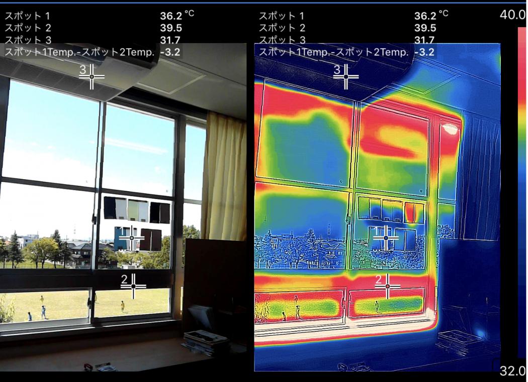 【秘訣】夏のロールスクリーンの遮熱効果調査①「実験概要。反射・吸収・透過。」