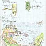 【WJD-建築スケッチ04】南仏・地中海編「コルビュジエの愛した海。」