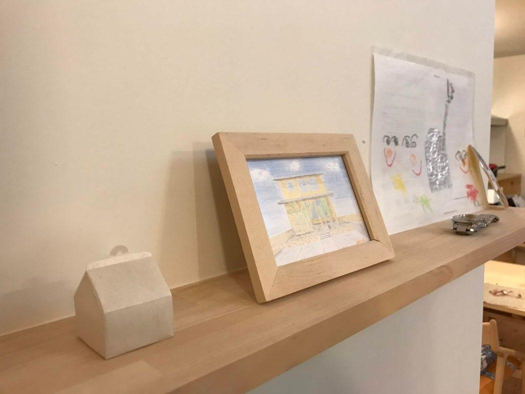 【お客様の家】築2ヶ月の網川原のエスネル訪問①「小さな家の収納力の確認!」