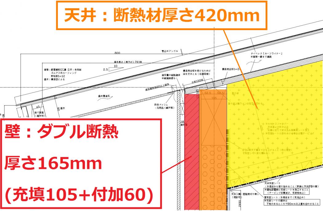 【荻曽根のエスネル‐13】超高断熱UA=0.27。耐震等級3。長期優良住宅認定のStandard House。