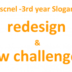 【祝】エスネルデザイン2周年。3nd Year Slogan「Redesign & New challenge!!」