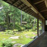 新潟観光大使。88『柏崎の苔寺、貞観園。』自然を切り取る窓の魅力。