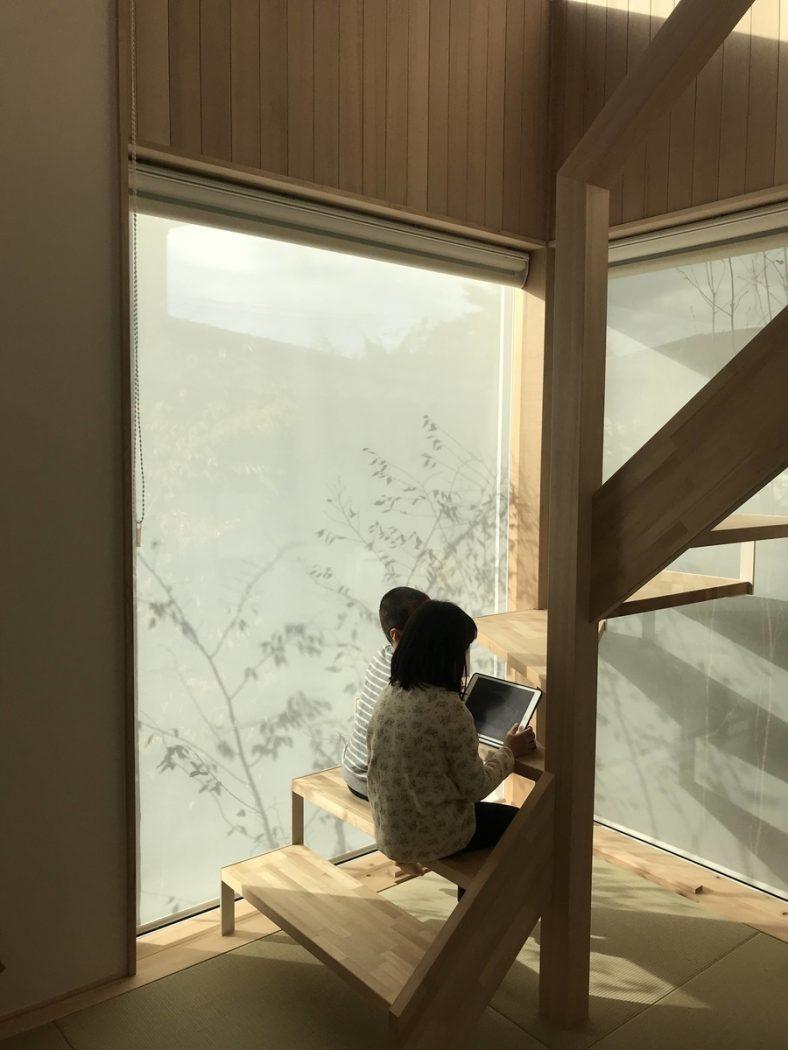 【中野のエスネル‐14】『家を建てて良かった。』と感じる瞬間。「子供は心地良い居場所づくりの先生。」