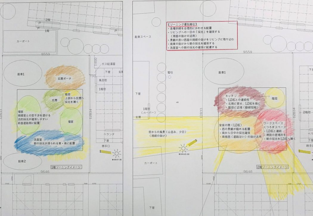 【瀬谷のエスネル‐1】初回プラン提案+設計契約!『総二階プランとF様のご感想。』