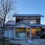 新潟観光大使。91『下田「ヤマガコーヒー」さん。』特別な窓の作り方。小さく切り取り壁に飾る。