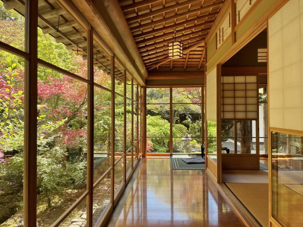 新潟観光大使。96『燕市「日月カフェ」』。邸庭一如の最高の空間。-空間のアウトソーシング再考-