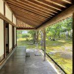 新潟観光大使。102『長岡、県内最古の民家「長谷川邸」』-緑と木と剣心と-