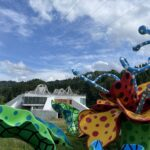 新潟観光大使。103『大地の芸術祭2021「新しくなった農舞台とモネ」』-自分の想いと共鳴するもの-